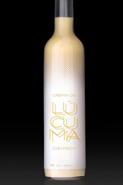 Crema de Lucuma 500ml