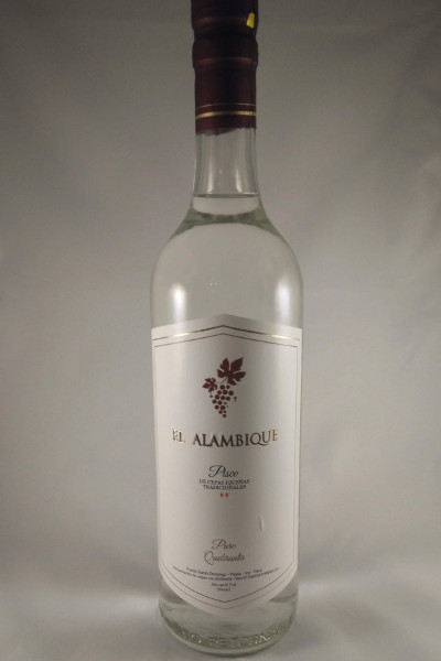 El Alambique Quebranta 700ml