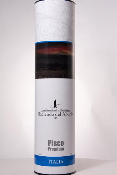 Hacienda del Abuelo Italia Premium 500ml