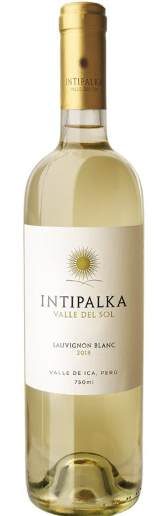 Intipalka Sauvignon Blanc 2018